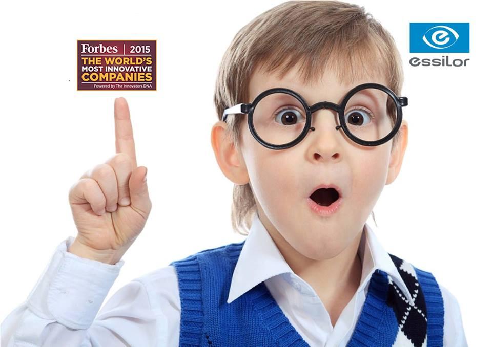 Essilor opäť medzi 100 najinovatívnejšími spoločnosťami sveta!