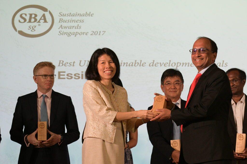 Spoločnosť Essilor získala ďalšie významné ocenenie