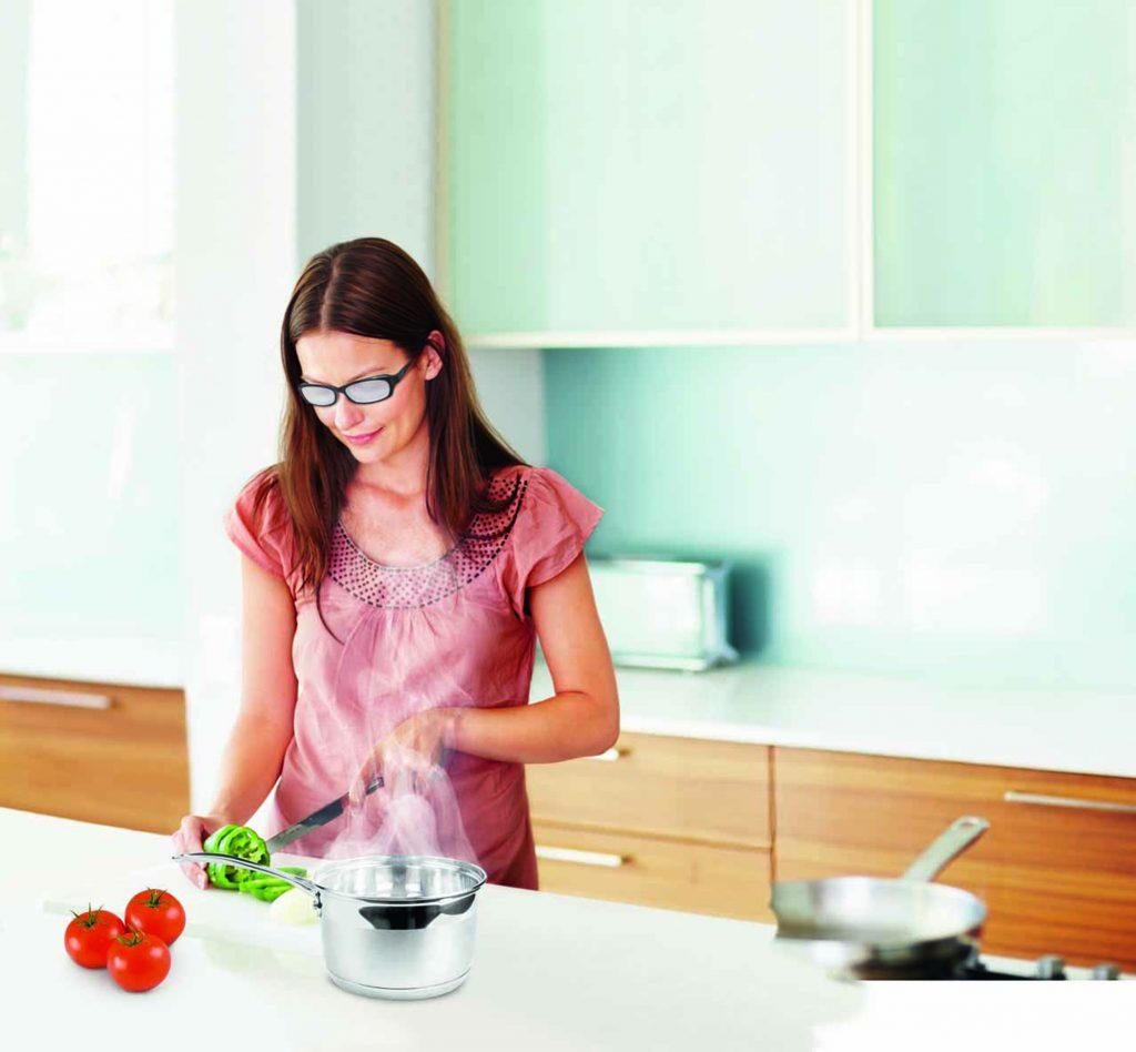 S okuliarovými sklami OPTIFOG už nikdy nebudete mať zahmlené okuliare