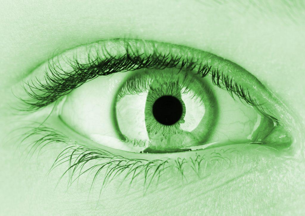 Farba očí o nás veľa napovie