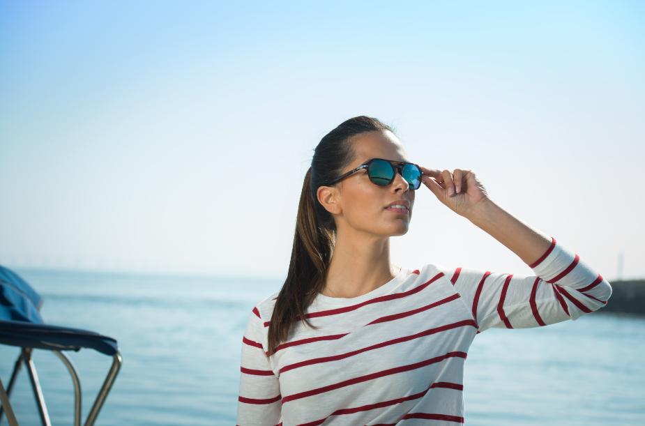 Kožu si pred slnkom chránite. Nezabúdajte ale ani na ochranu očí
