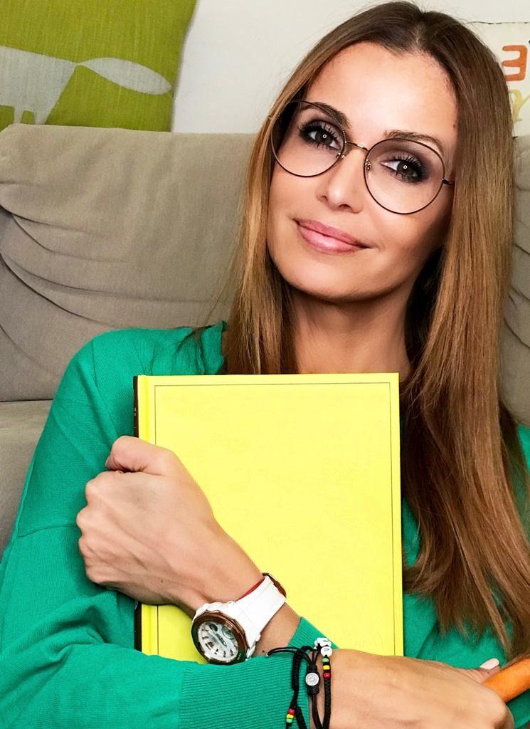 Lenka Šoošová okuliarový trendsetter